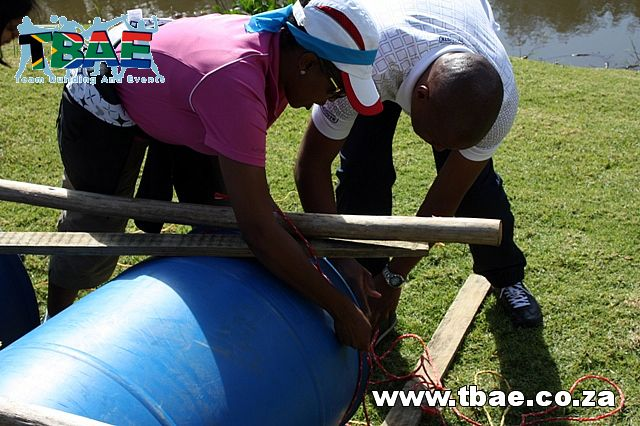 Standard Bank Corporate Fun Day Team Building Muldersdrift #StandardBank #teambuilding #TBAE