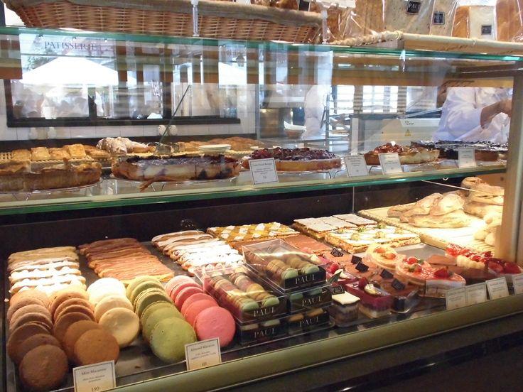 #macaron #eclair #tart #milefeuille