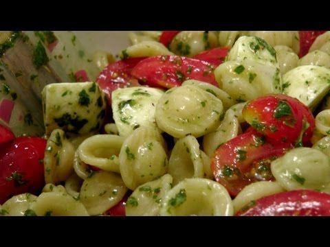 Caprese Pasta Salad - Recipe by Laura Vitale - Laura in the Kitchen Episode 160