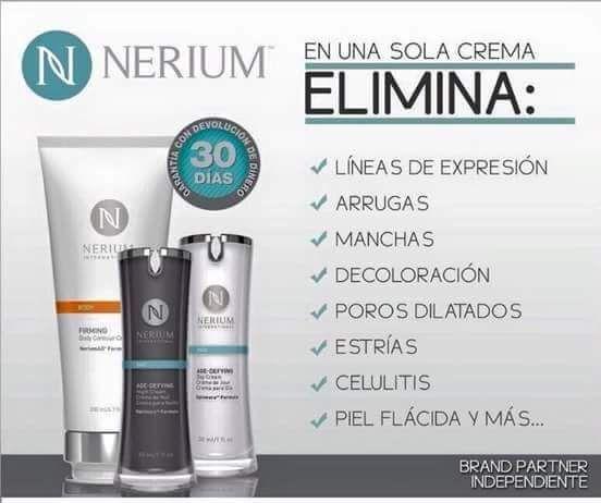 Resultado de imagen para live better nerium+colombia