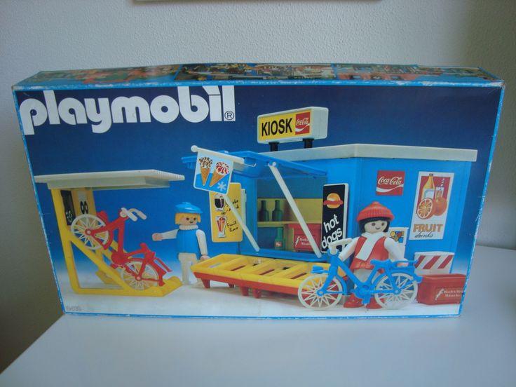 Kiosk 80's