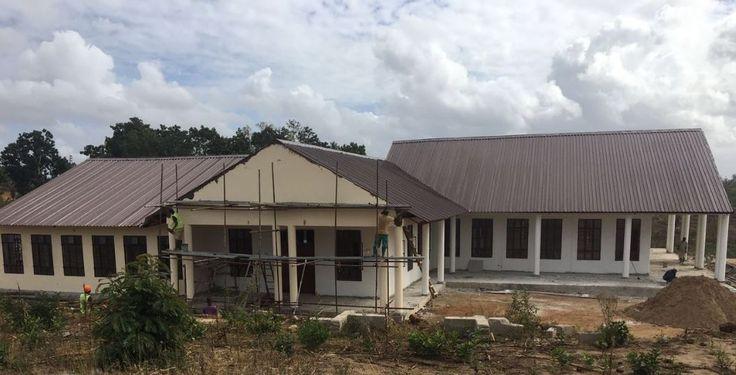 Tanzania - Courts buildings built without bricks   DesignMind