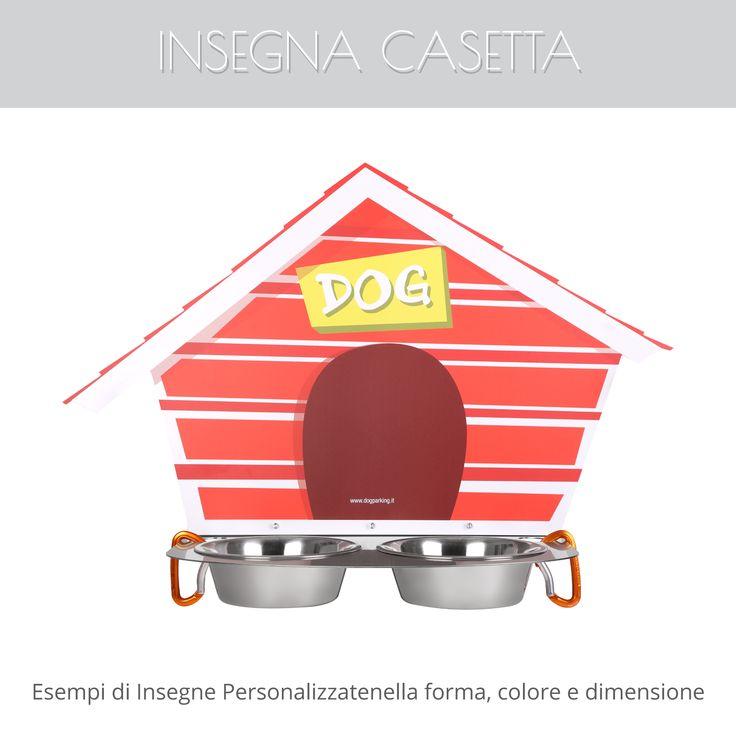 Esempi di Insegne Personalizzate nella forma, colore e dimensione