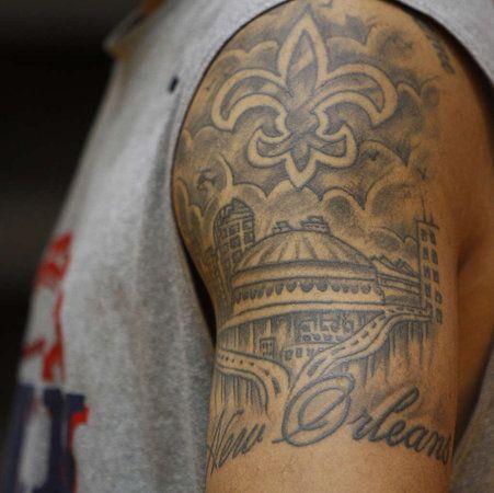 Best 25 new orleans tattoo ideas on pinterest fleur de for Hell or high water tattoo