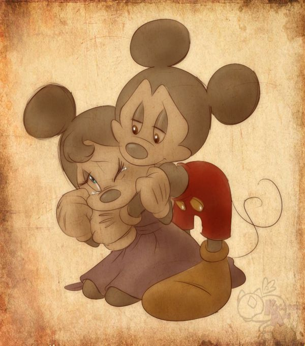 245 best Mickey and Minnie images on Pinterest | Disney ...