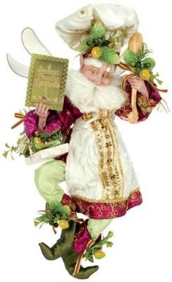 mark roberts recipe fairy Love his elves and Santas!!