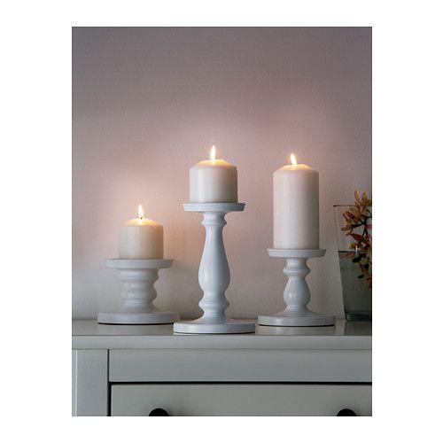 Decoracion Velas Ikea ~ para vela grande IKEA Es f?cil crear una decoraci?n con velas