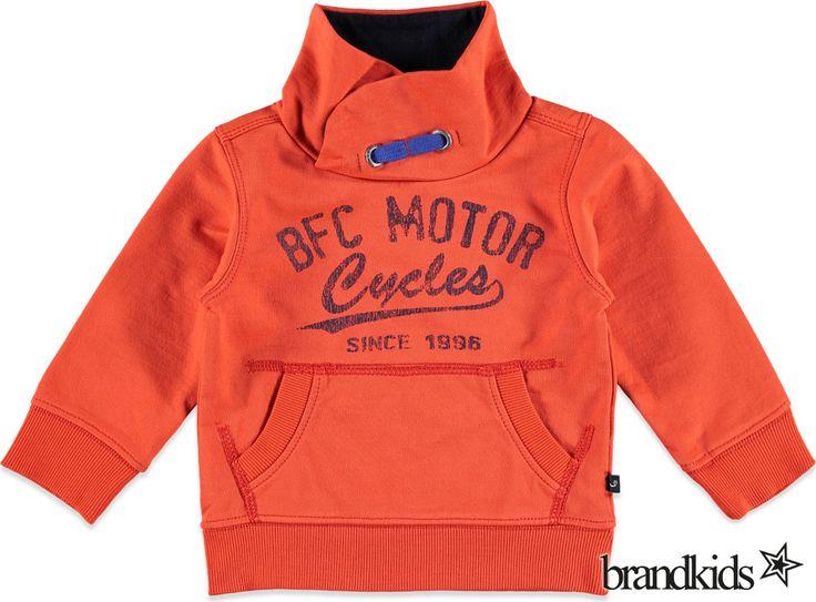 Babyface Sweater voor jongens oranje - Jongens Truien, Sweaters en Vesten €29,95