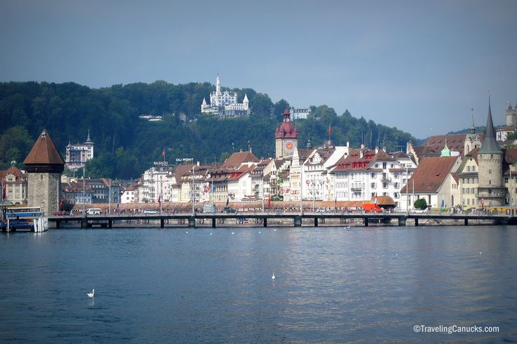 Photo of the Week: Lovely Old Town Lucerne, Switzerland