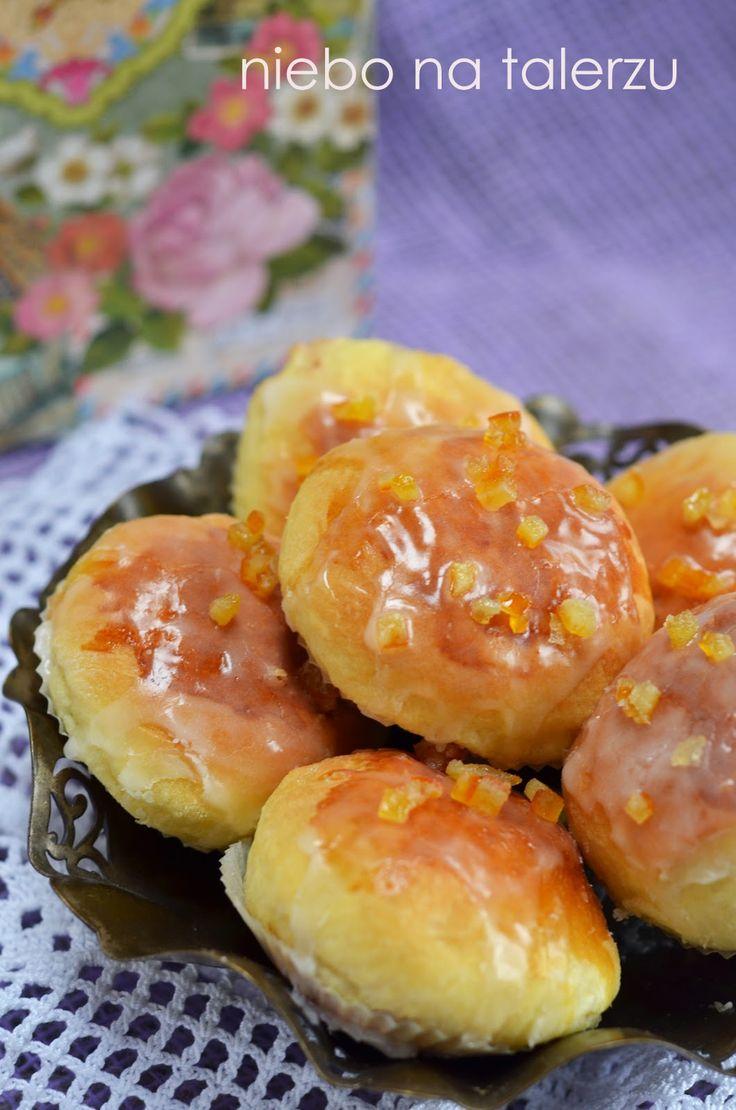 niebo na talerzu: Najlepsze pączki pieczone. Tłusty czwartek