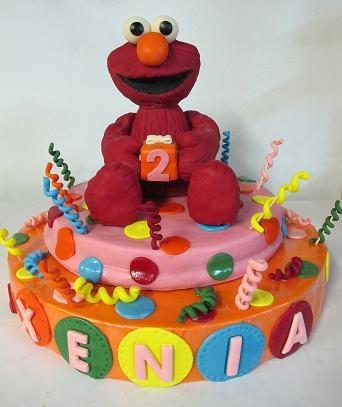 Tarta Elmo