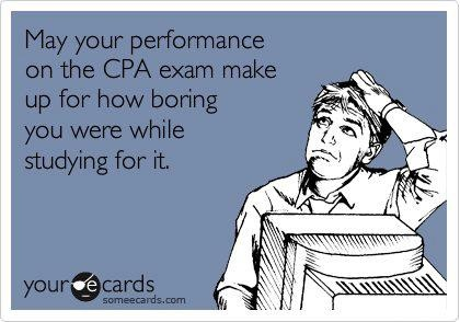 Being a CPA