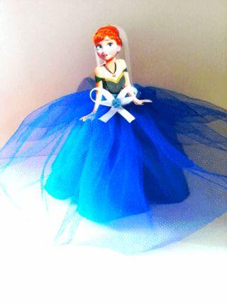 Tubete Frozen (Anna)