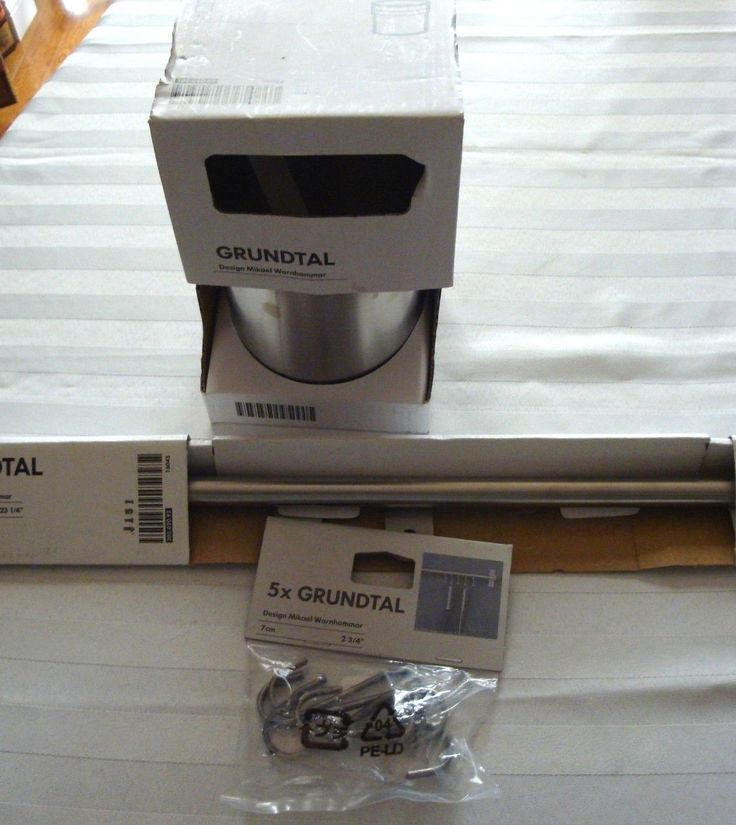 IKEA Grundtal Stainless Steel Kitchen Storage Cutlery Caddy 23
