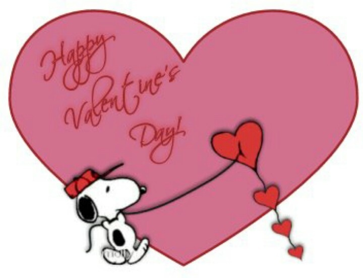 snoopy valentine clipart - photo #23