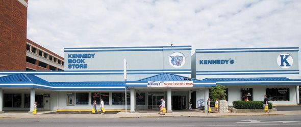 You rung up enormous bills at Kennedy's your freshman year. | Community Post: 41 Signs You Went To The University Of Kentucky