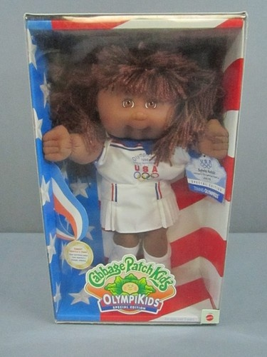 Olympic Cabbage Patch Doll