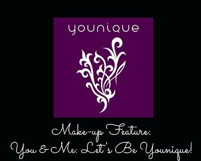 Let It Be & Celebrate: makeup feature: You & Me: Let's Be Younique!