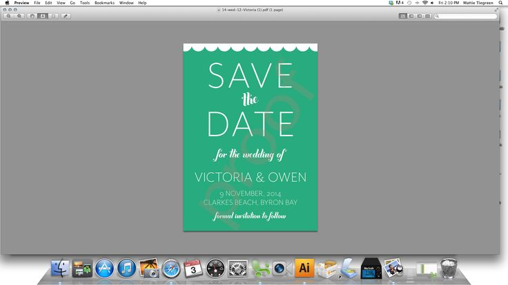 This was our Save the Dates - a lot simpler, printed on natural stock. Think we can blow these out of the water!!! xx