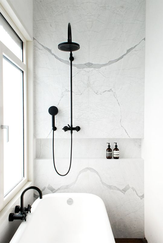 Get a Dark Fix: Black Hardware Inspiration | Apartment Therapy