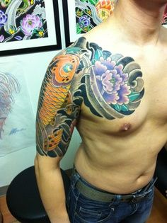 Faith Fish Tattoos on Pinterest | Jesus Fish Tattoos Fish Tattoos and ...