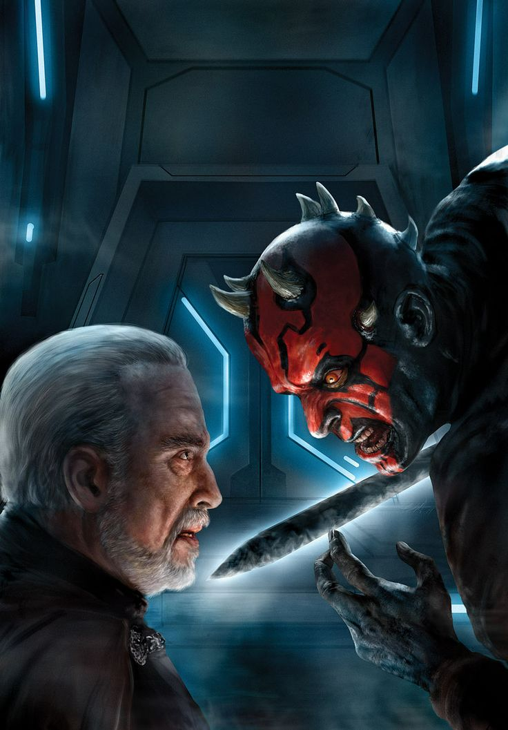 Star Wars: Darth Maul - Son of Dathomir #3 by Chris Scalf *