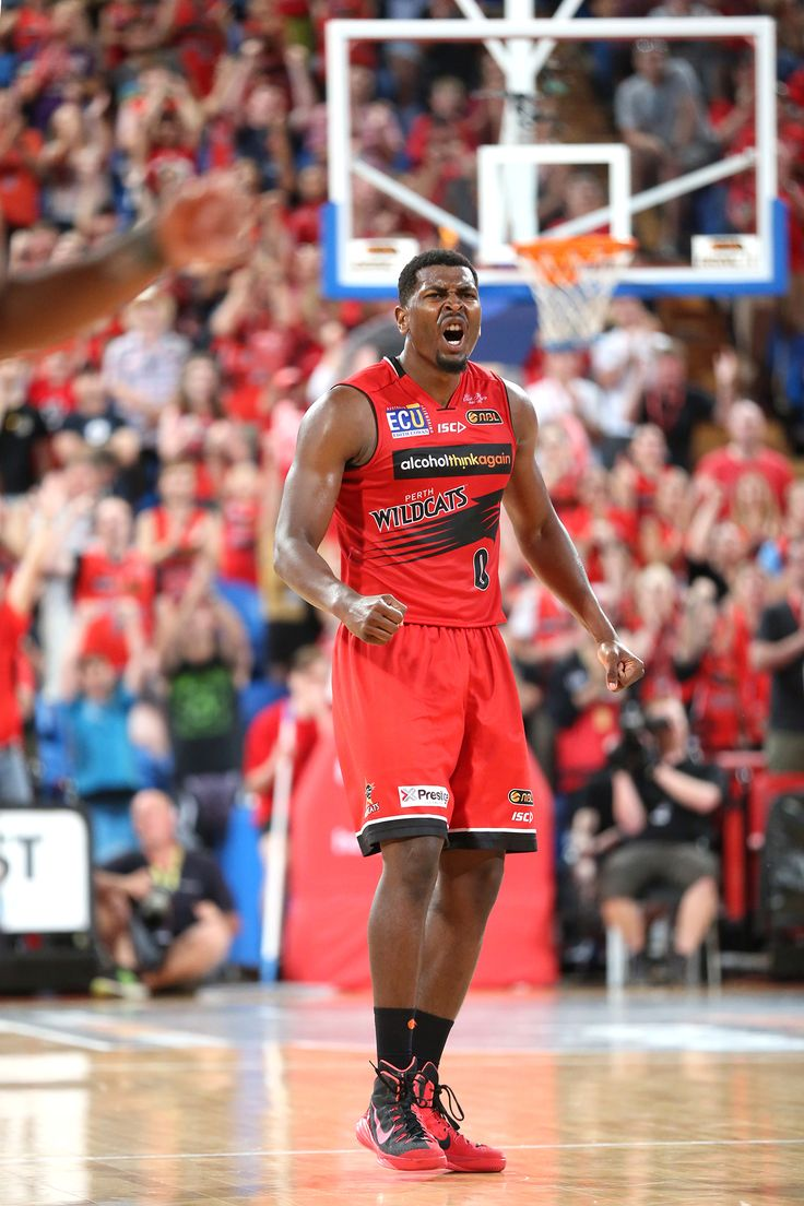 Jermaine Beal made a league-high 69 three-pointers in 2014/15. Photo Michael Farnell/Perth Wildcats