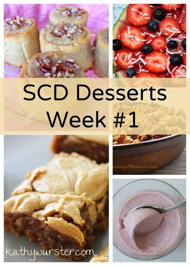 Are you looking for Healthy, grain-free desserts?  Here are 5 desserts that follow the Specific Carbohydrate Diet (SCD).  They are also Paleo and Whole30 Compliant