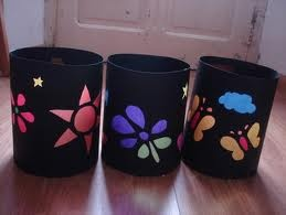 lanterne basteln