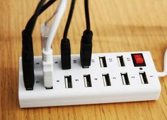 multiple charging station ideas - Google Search