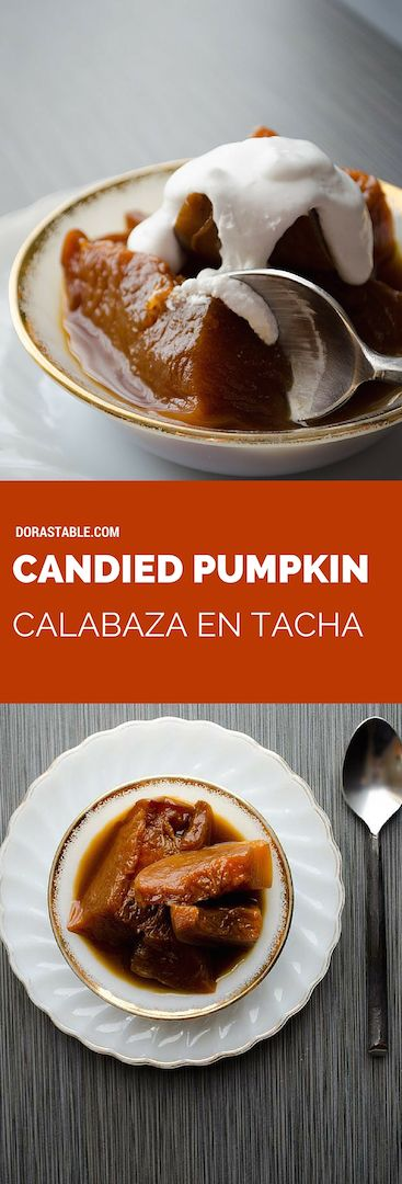 Pumpkin simmered in piloncillo, cinnamon, clove, and orange peel, topped with coconut whipped cream.