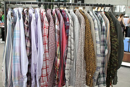 Vintage Shirts Ever Part of Fashion...