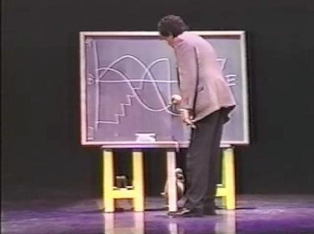 // Kurt Vonnegut on the shapes of stories
