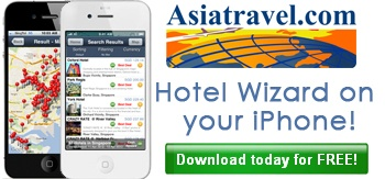 Download the Asiatravel.com Hotel Wizard on your iPhone and get FREE Maritime Experiential & Aquarium Tickets for 2!
