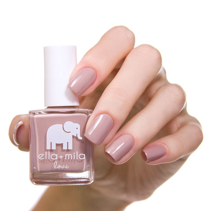 """Just enough hint of color to show my sweet side."" Love Collection Nail polish bottle 14.78 ml - 0.5 fl oz 