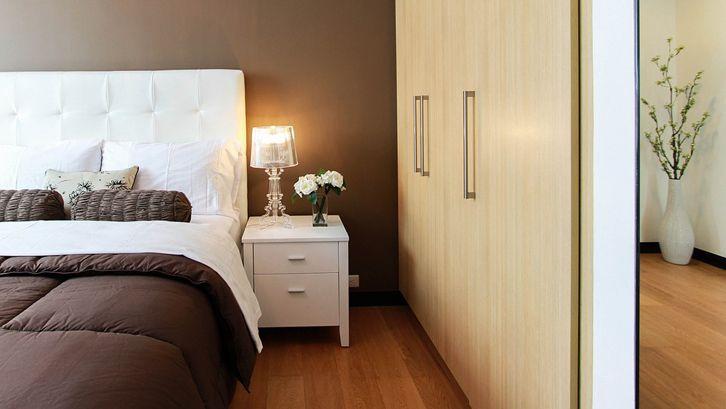 bohlam kuning baik untuk kamar tidur