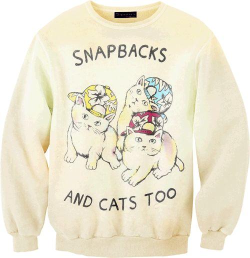 Snapbacks & Cats Too