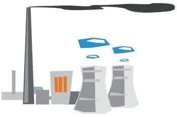 En esta pagina interactiva con direcciones externas se explican los tipos de energía NO renovable
