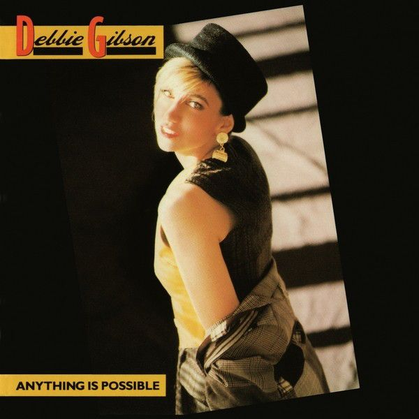 Debbie Gibson - Anything Is Possible at Discogs
