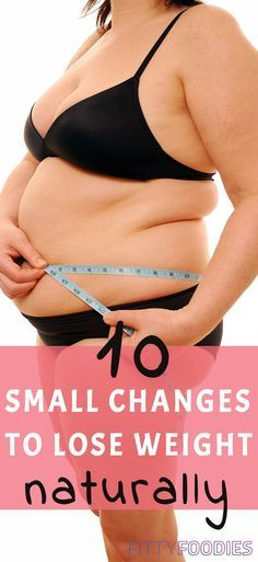 Dieting and losing weight can be a real pain sometimes! Especially when you don't know exactly what to do and how you need to change your diet and lifestyle. So let me tell you 10 small changes to lose weight naturally.