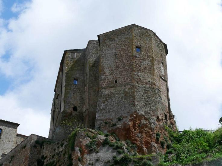 Sorano - Fortezza Orsini