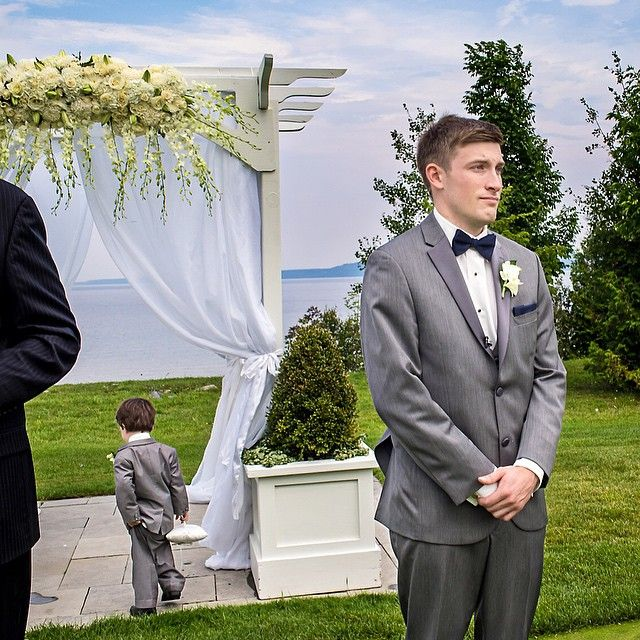 I love this grab by my wife :). #weddingmoment #wedding #cobblebeach #owensound