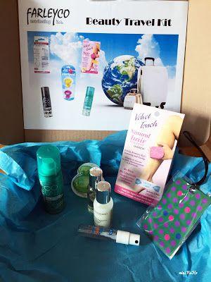 La Beauty Travel Kit post by @miniNeKomtl talks about #X3Clean #HandSanitizer #Spray #cleanhands