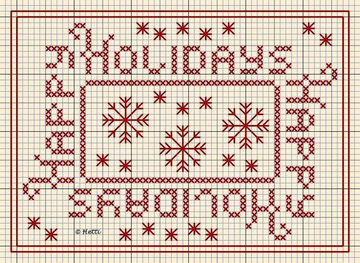 Creative Workshops from Hetti: Fijne Feestdagen, Happy Holidays