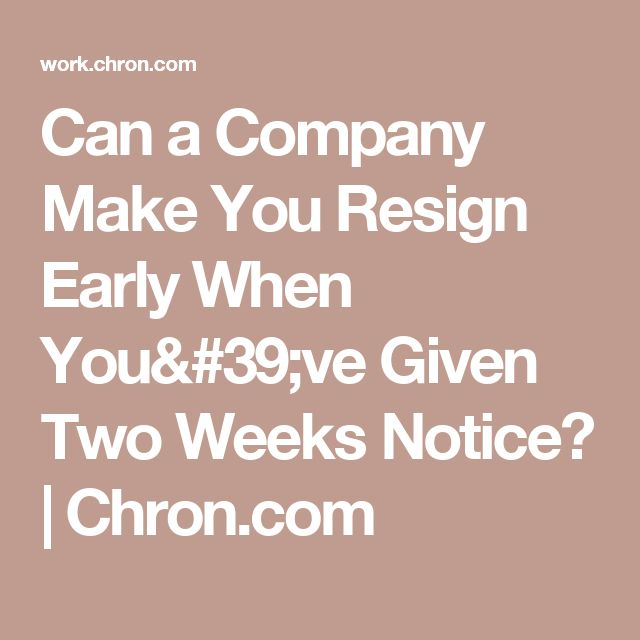 Best 25+ Two weeks notice ideas on Pinterest Two weeks notice - notice letter