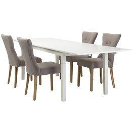Dining Aulum 90x180 / 270 white