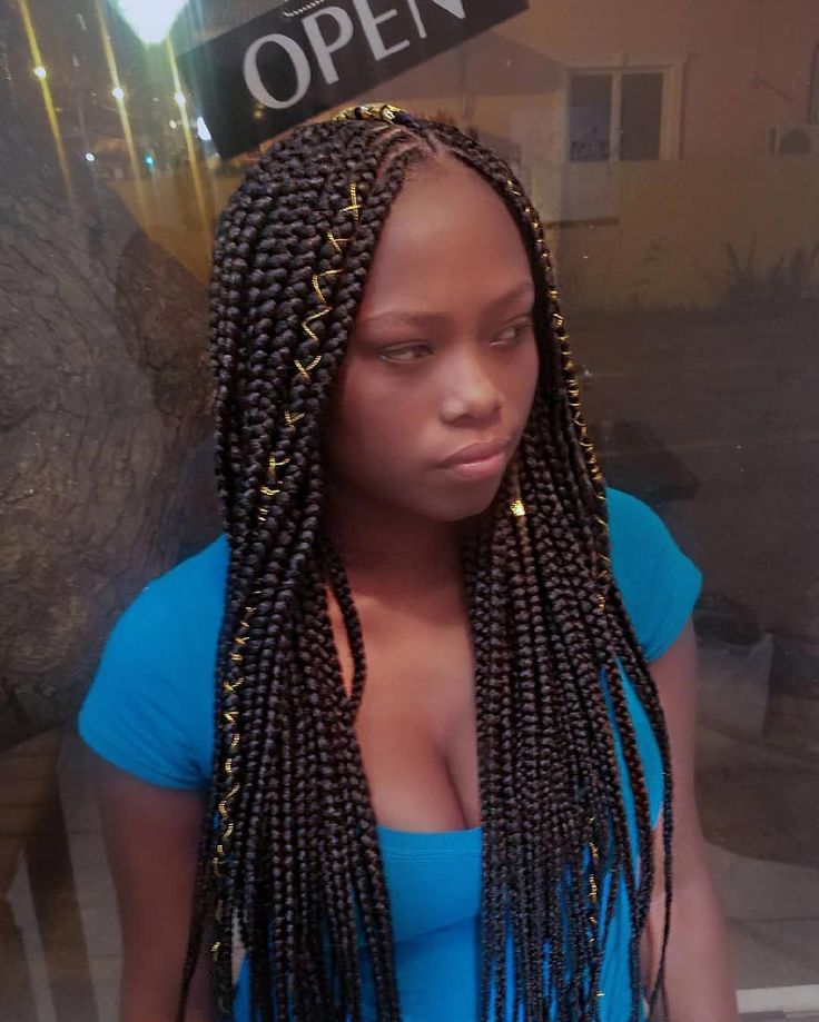Tribal Braids Hairstyles Tribal Braids African Tribal
