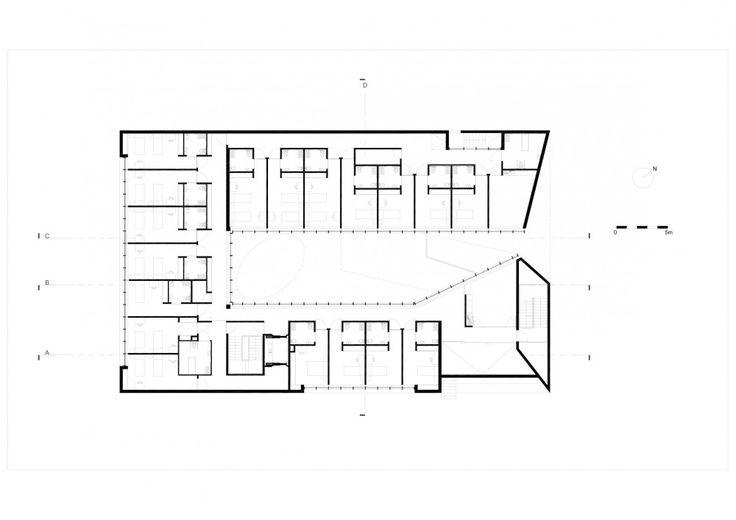 Brufe Social Center_Plan