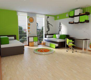 26 best dise o cuartos images on pinterest home - Habitaciones infantiles de ninos ...