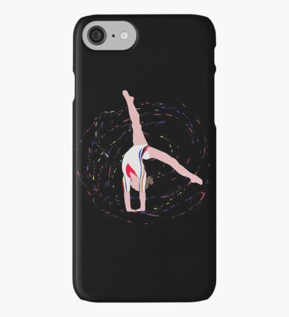 Romanian Gymnast iPhone Case/Skin